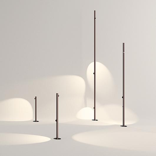 Outdoor Lighting Bamboo Slide 01