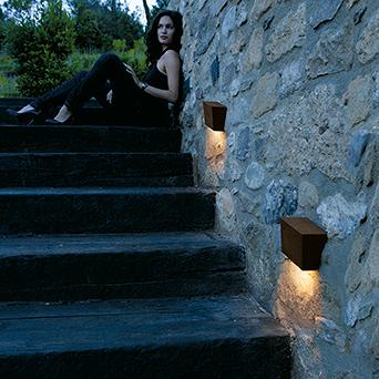 Outdoor lamps - Wall Break