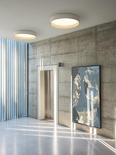 Vibia Duo Ceiling Lamp