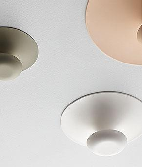 Ceiling Lamps Funnel