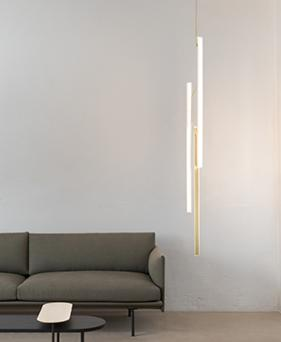 Lampes suspendues Halo Jewel