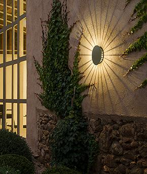 Outdoor lamps - Wall Meridiano