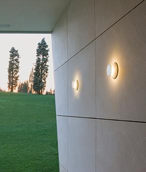 Outdoor lamps - Wall Micro