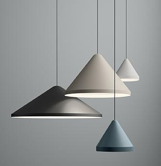 Lampes suspendues North