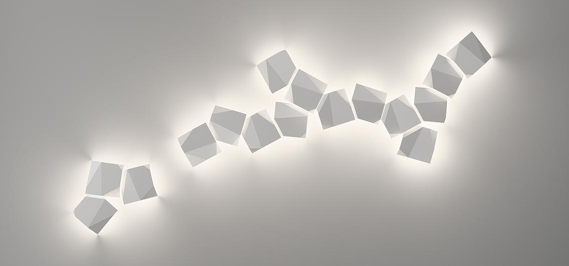 Vibia Origami Wall Lamp