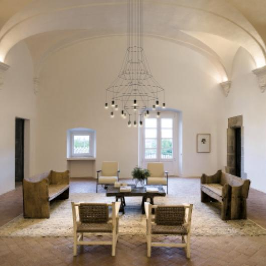 Wireflow Chandelier Hanging Lamp