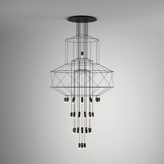 suspension wireflowchandelier slide 05