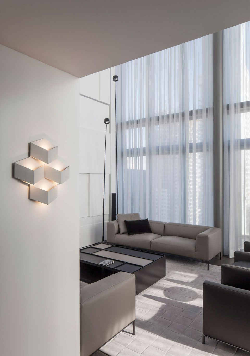 Vibia The Edit - Fold - Project Tel Aviv