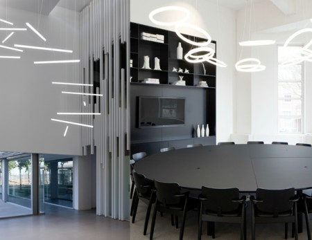 Vibia Halo collections