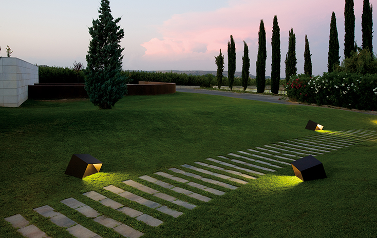 Outdoor lighting, tips and recommendations from lighting designer Xuclà