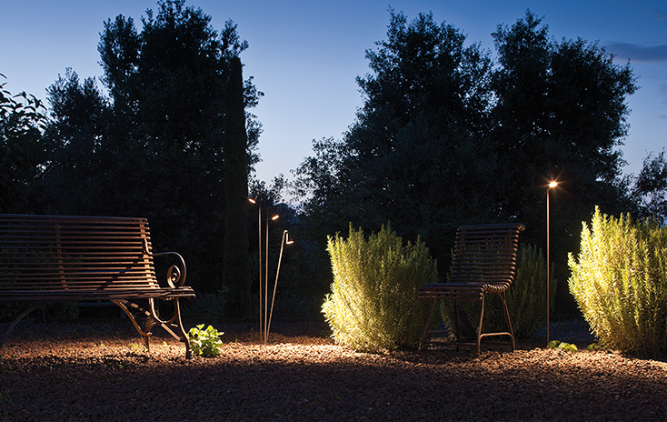 Brisa: Integrate Your Lighting With the Landscape