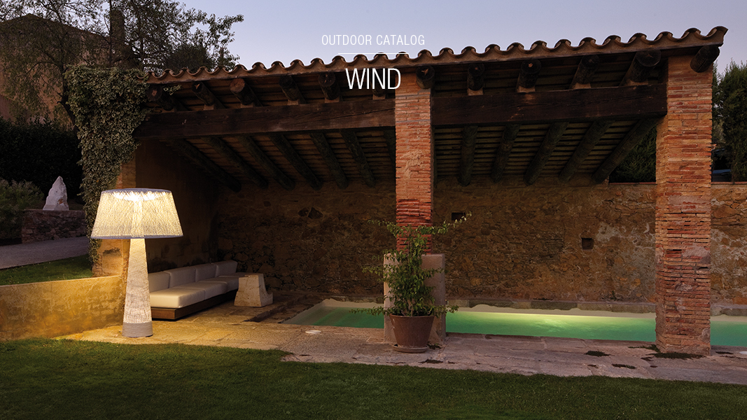 Vibia - Wind outdoor lamp