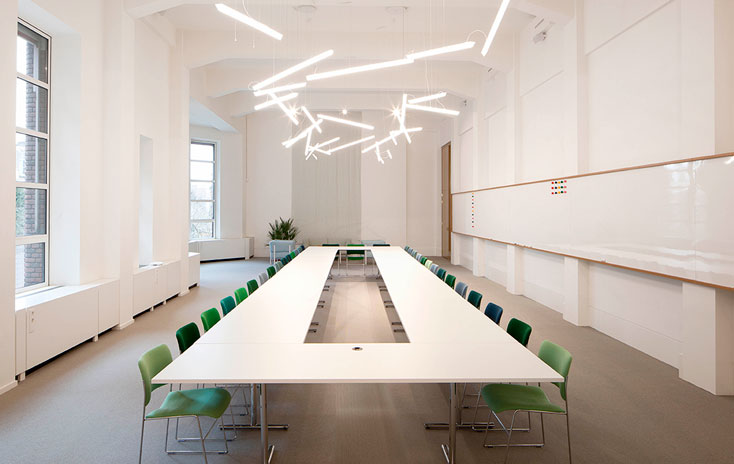 Spotlight on Corporate Workplaces: The Hague's Spaces Building
