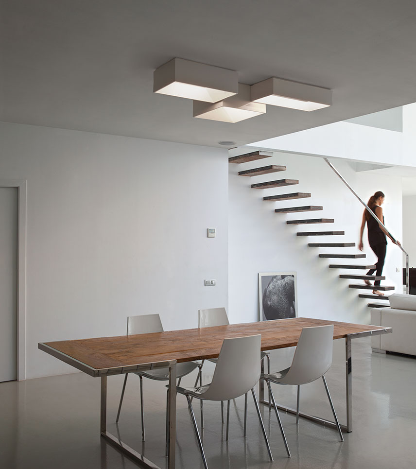 Vibia Link Ceiling Lamp