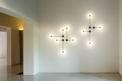 Vibia Pin Wall Light