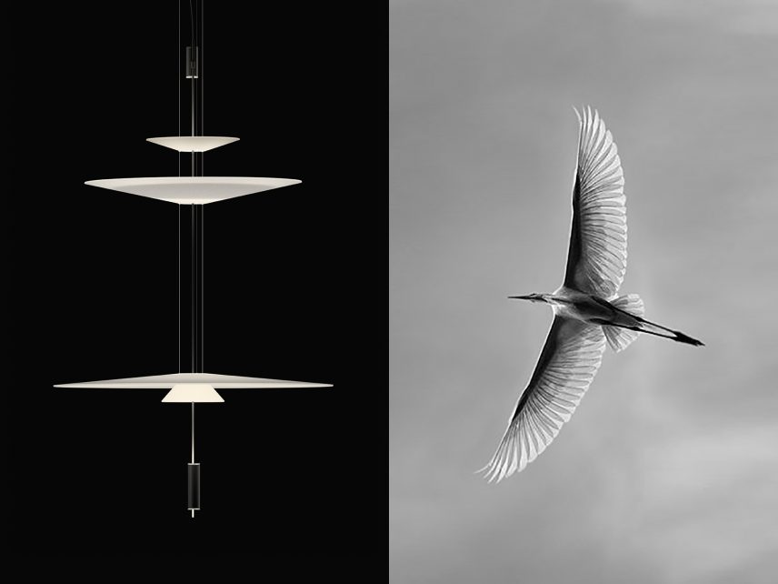 Vibia Flamingo Hanging Lamp