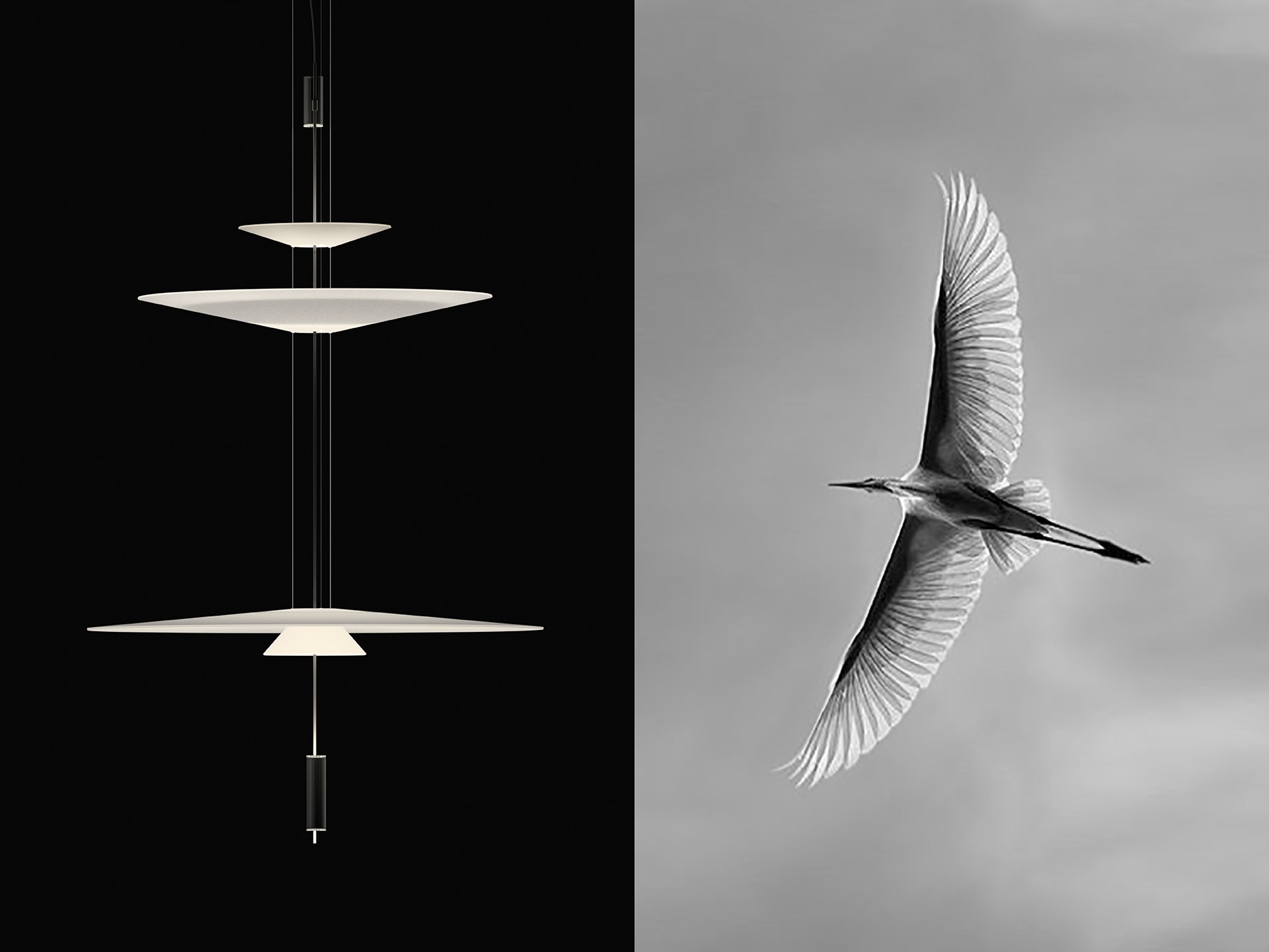 Vibia Flamingo Pendant Lamp