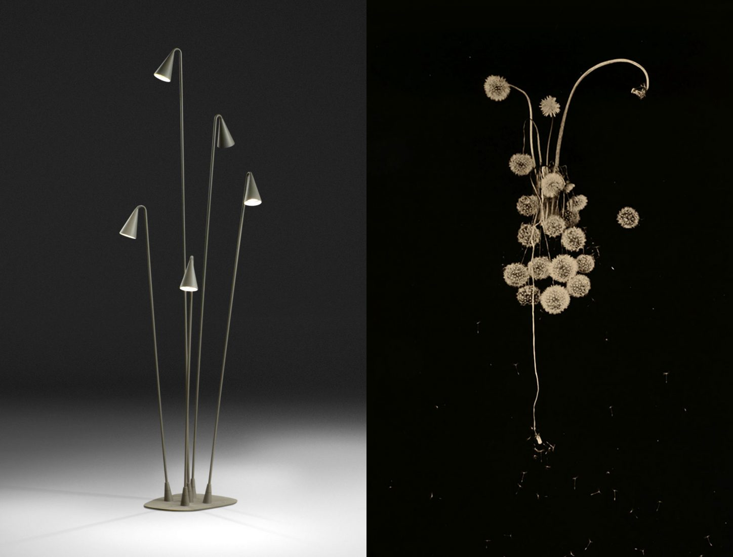 Vibia - Delicately - Natural lightness - Brisa
