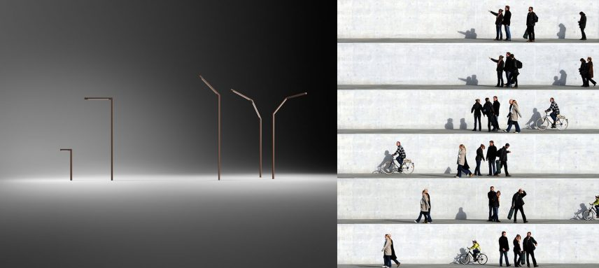 Vibia - Living the outdoor - Follow the way - Palo Alto