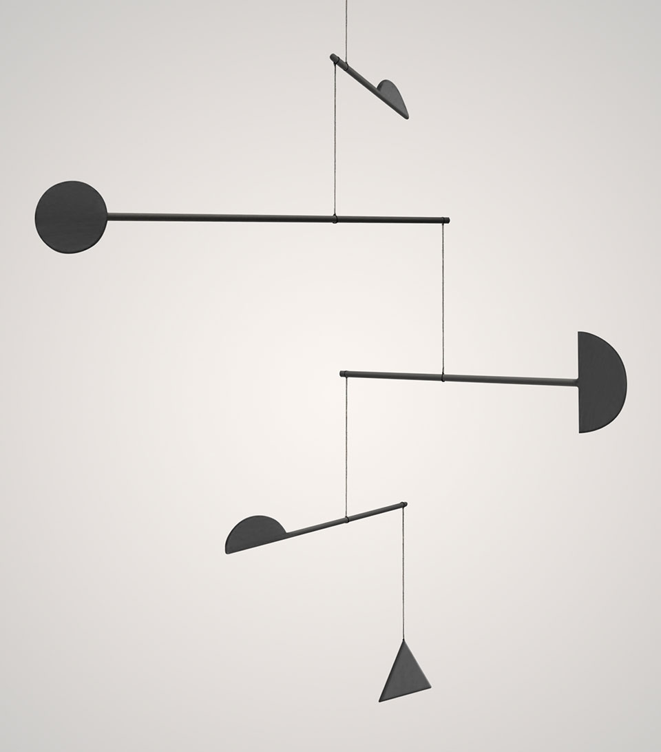 Vibia Design Concept - Deconstructing - Forces equilibrium - North