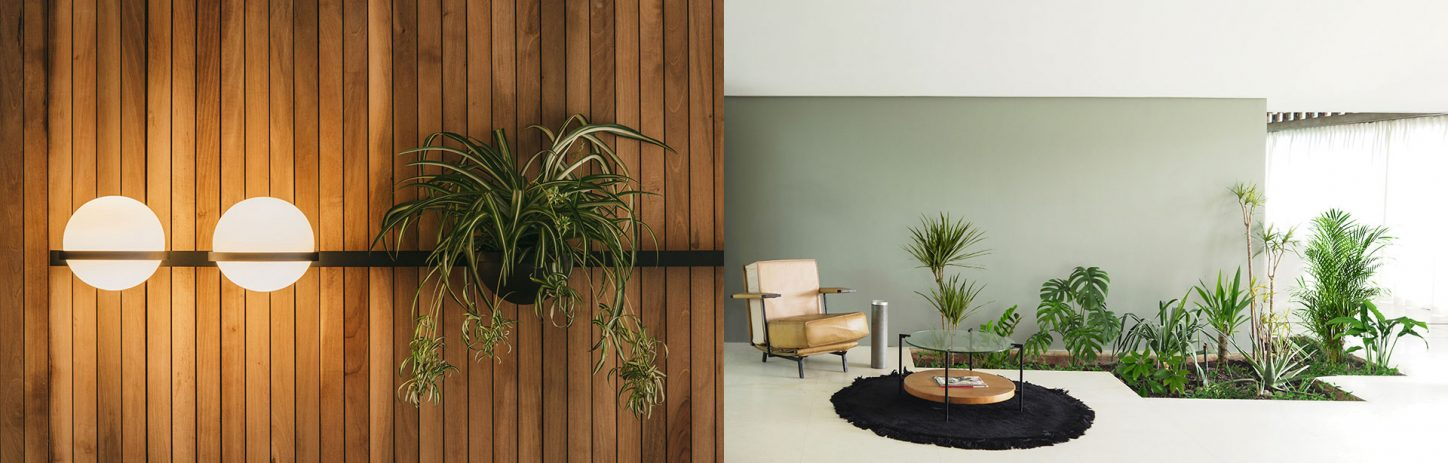 Vibia Design Concept - Natural - Bringing The Outdoors - Palma
