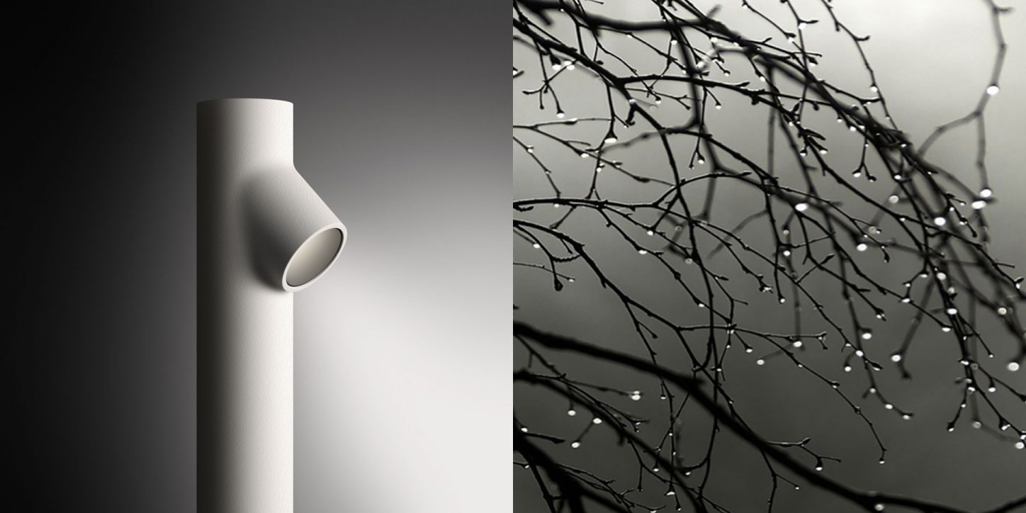 Vibia - Embedding light - Formal extension - Bamboo