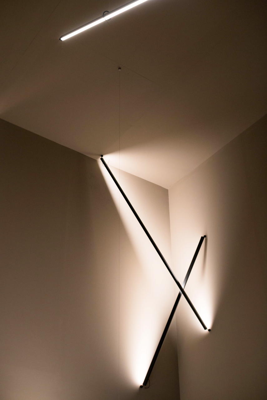 Vibia Light+Building press event Sticks