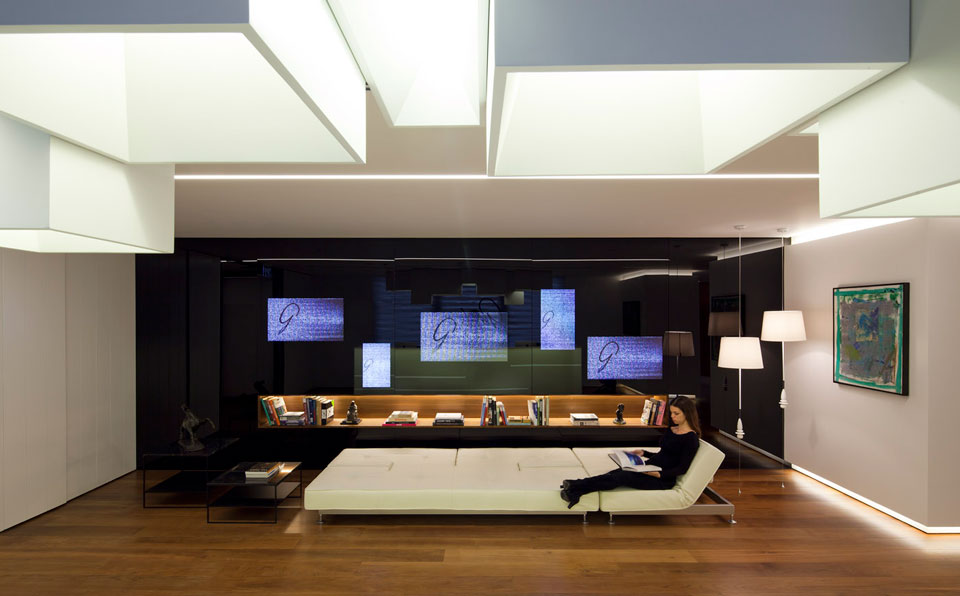 Stories - Ceiling Projects - office in tel-aviv1