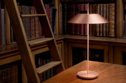 Vibia - Stories - Metropolis Likes Award - Mayfair-London Library 2017