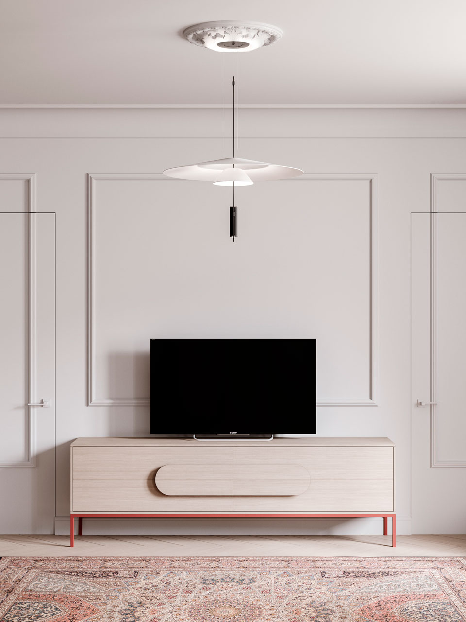 Vibia - SpacesCool Breezy Spaces - Flamingo