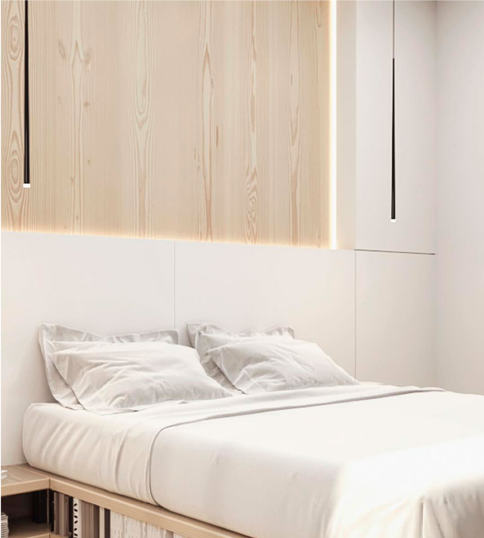 Vibia - Spaces Cool Breezy Spaces - Slim