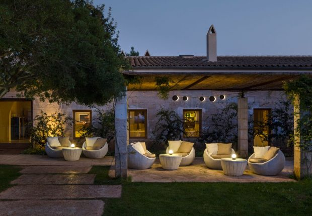 Vibia The Edit - June - Reimaging Traditional Outdoor Lighting