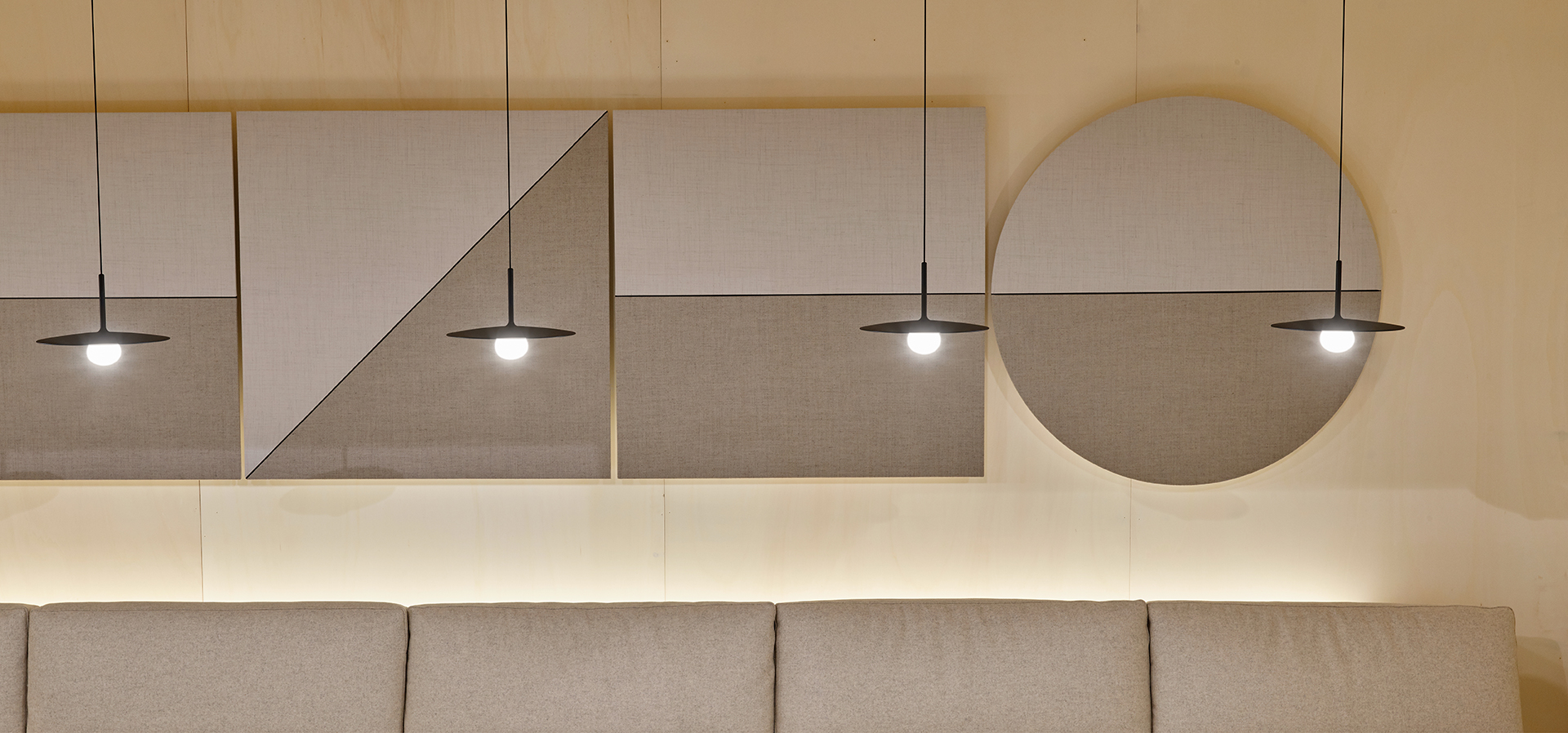 Vibia| hanging lamp Tempo