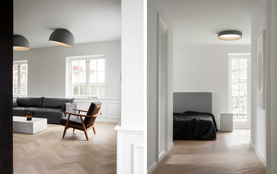 Vibia - Stories - Ceiling Projects - duo