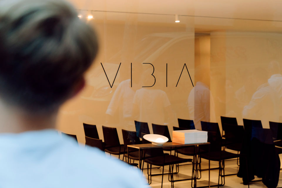 Vibia - Stories - Creating Ambiences - Note Event