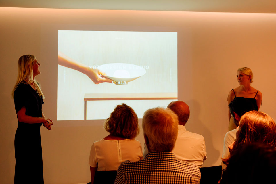 Vibia - Stories - Creating Ambiences - Note Event - Musa2