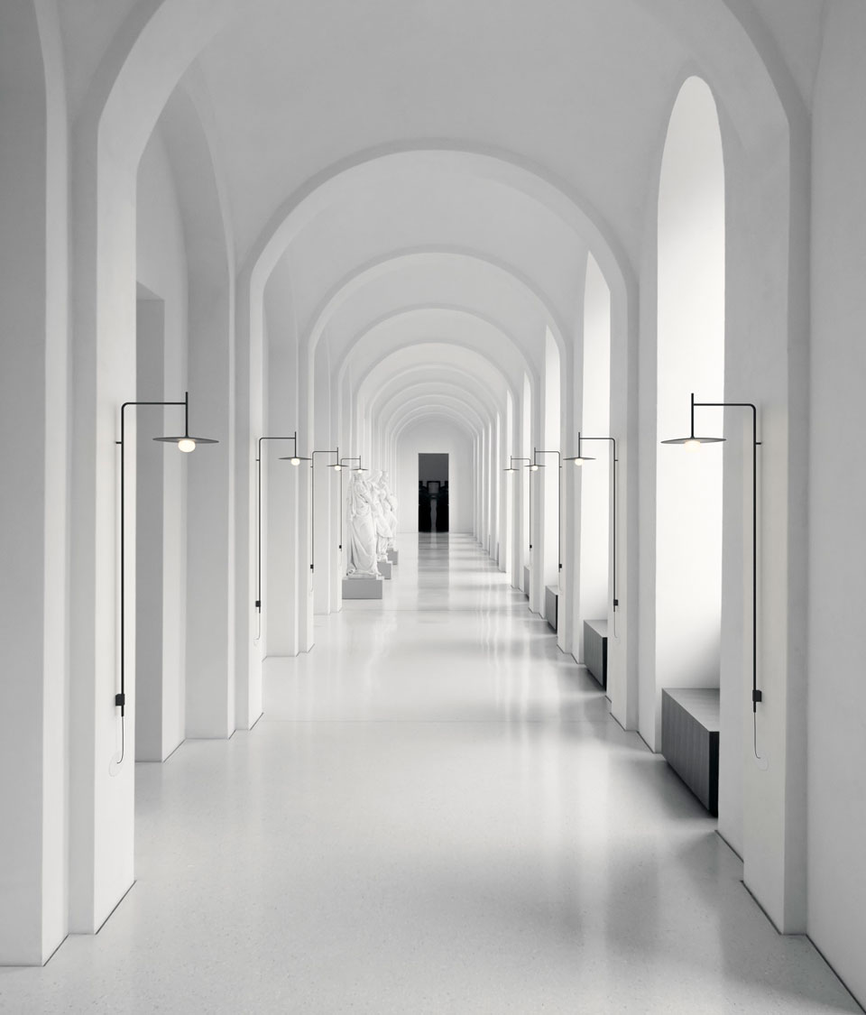Vibia - Stories - The Tempo Collection: Archetypal Lighting, Reinterpreted