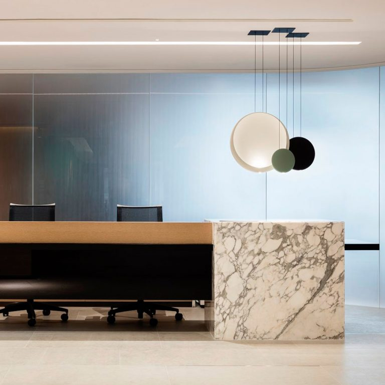 Design a Dramatic Entrance With Vibia Lighting