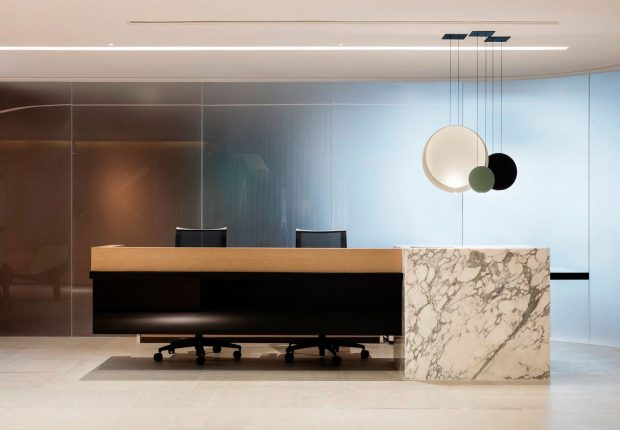 Vibia The Edit - Cosmos - Entrances Projects II - 2017 VMS Investment Group Hong Kong