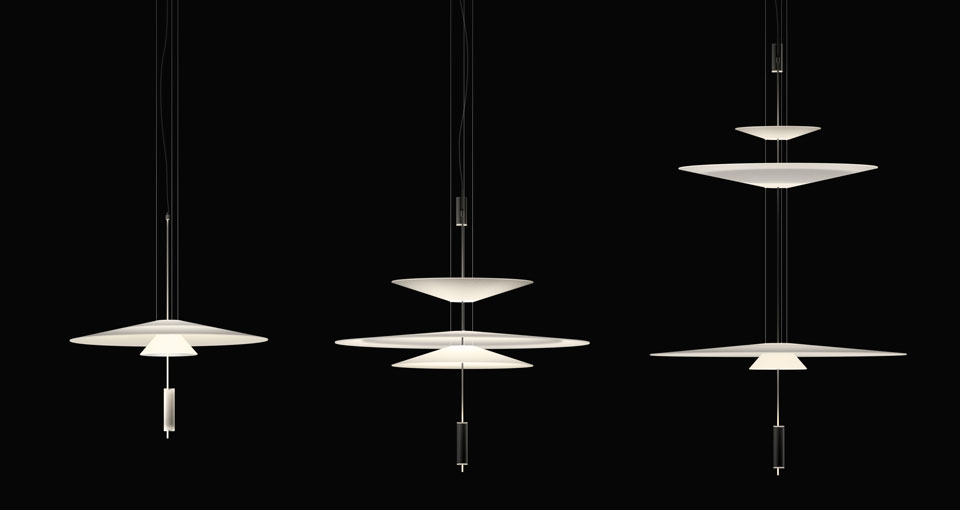 Vibia - Stories - Story Behind Flamingo - Colorway