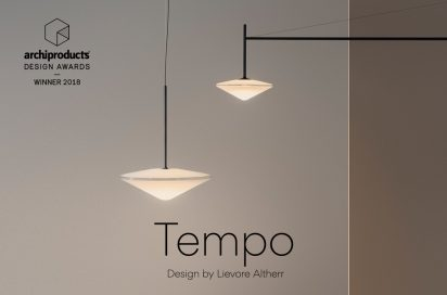 Tempo remporte le prix Archiproducts Lighting Design 2018