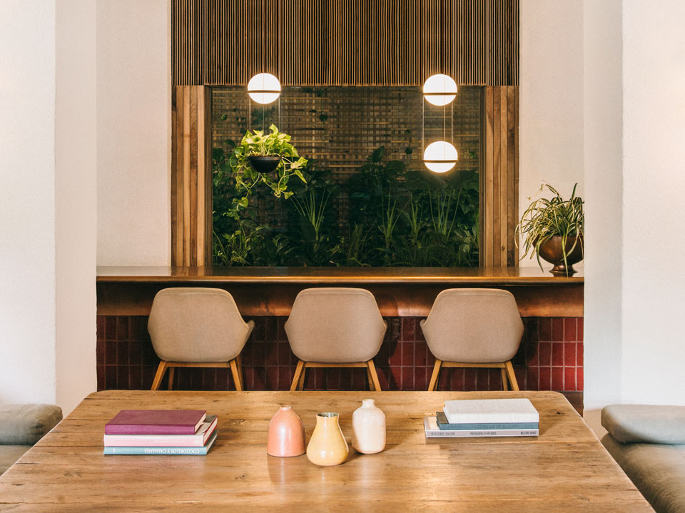 Vibia - Stories - Palma Winter Garden
