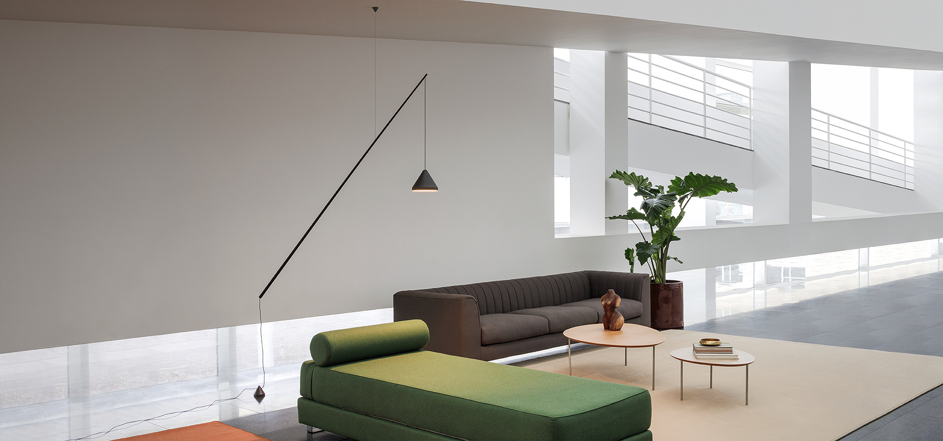 North floor pendant by Arik Levy for VIbia