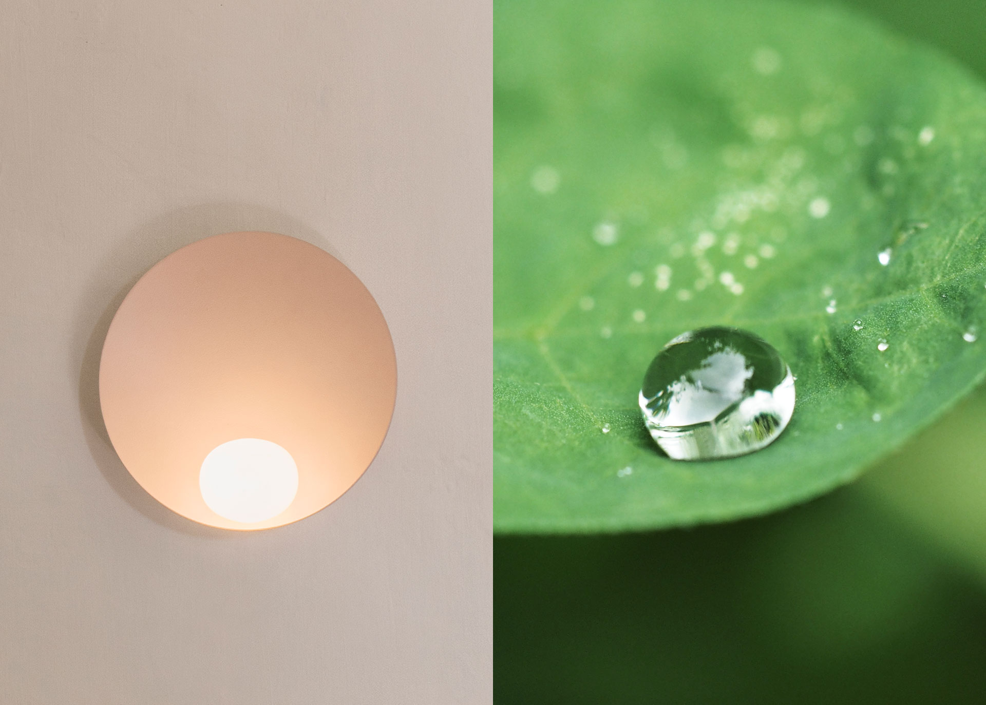 Vibia - Design concept - Delicately - Touch of lightness - Musa