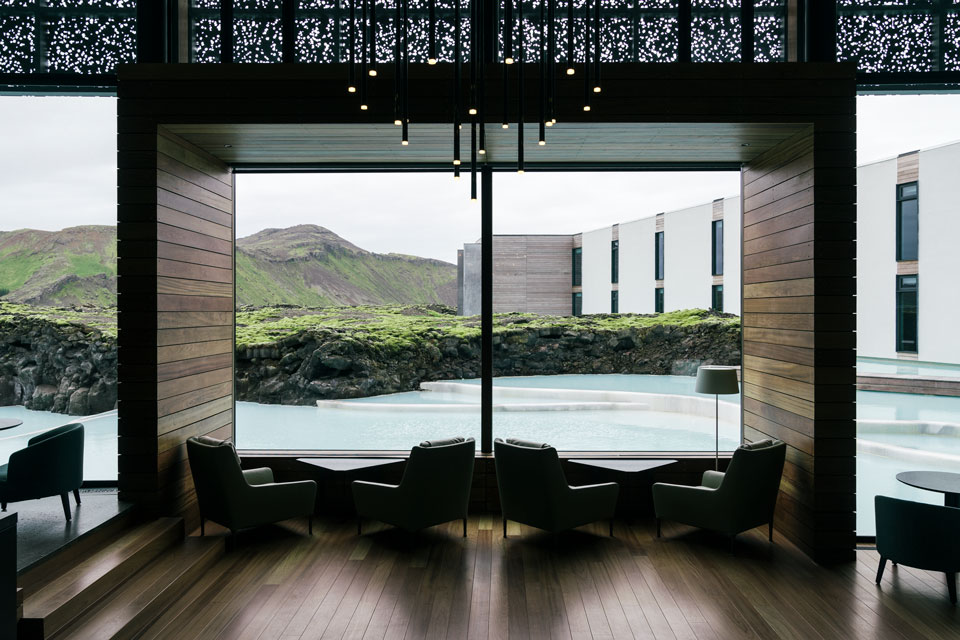 Vibia - Stories - Blue Lagoon - Retreat - Lobby