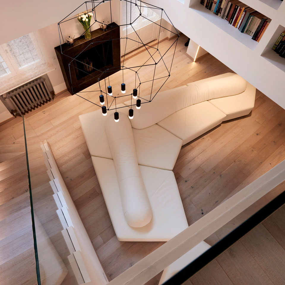 Vibia - Stories - Roman Penthouse - double height 2-