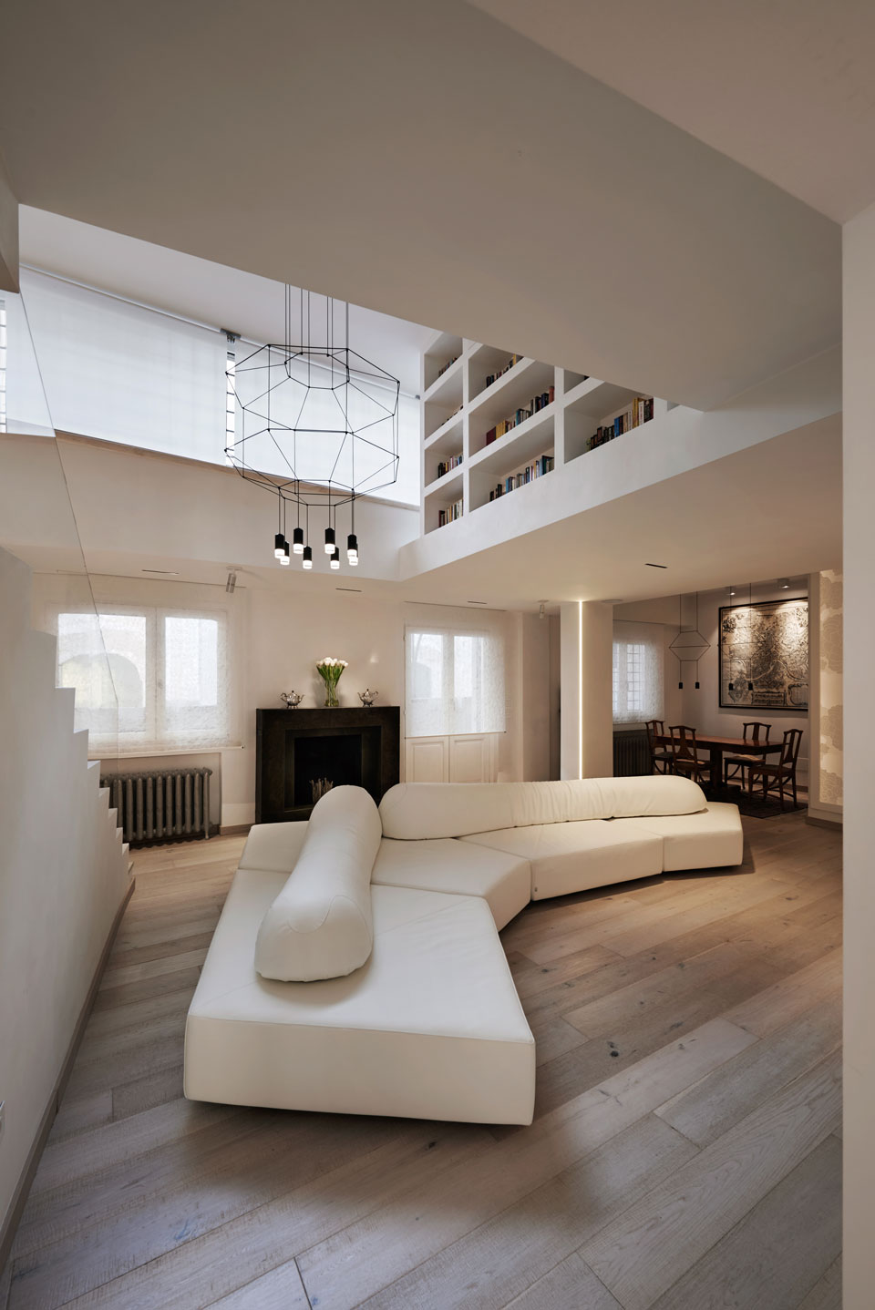 Vivia - Stories - Roman Penthouse - living