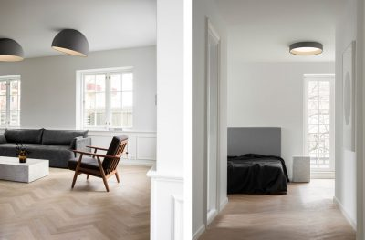Vibia Stories - Natural touch - Duo