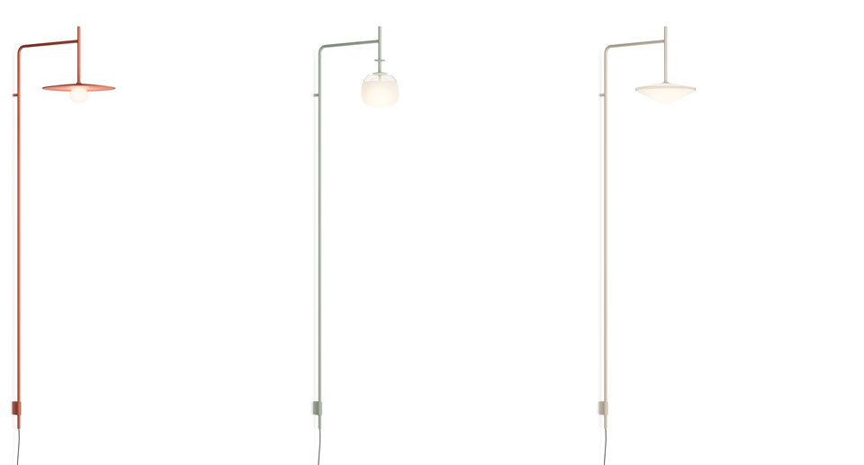Vibia Tempo - Versatility wall lamp - Short arm