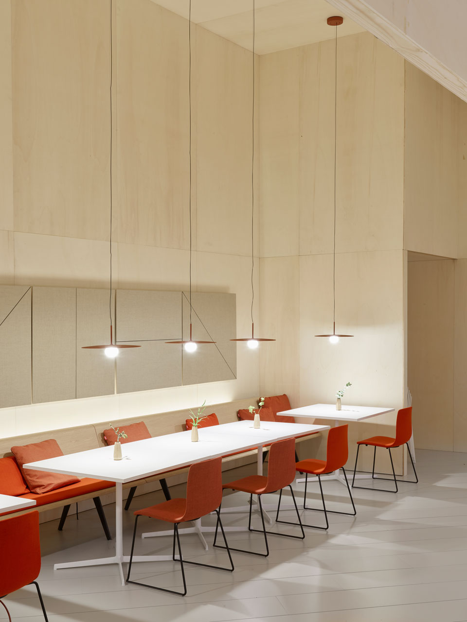 Vibia - Stories - Color Trends - Tempo